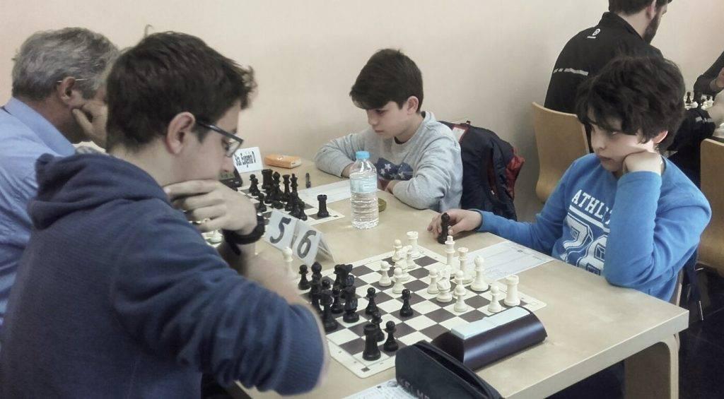 Trayan Kostov i Enric Barraca a Llers.