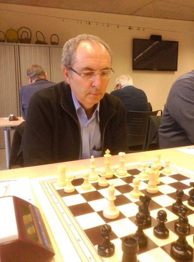 MC Joan Fluvià, el campió. (Foto: Jordi Vidal)