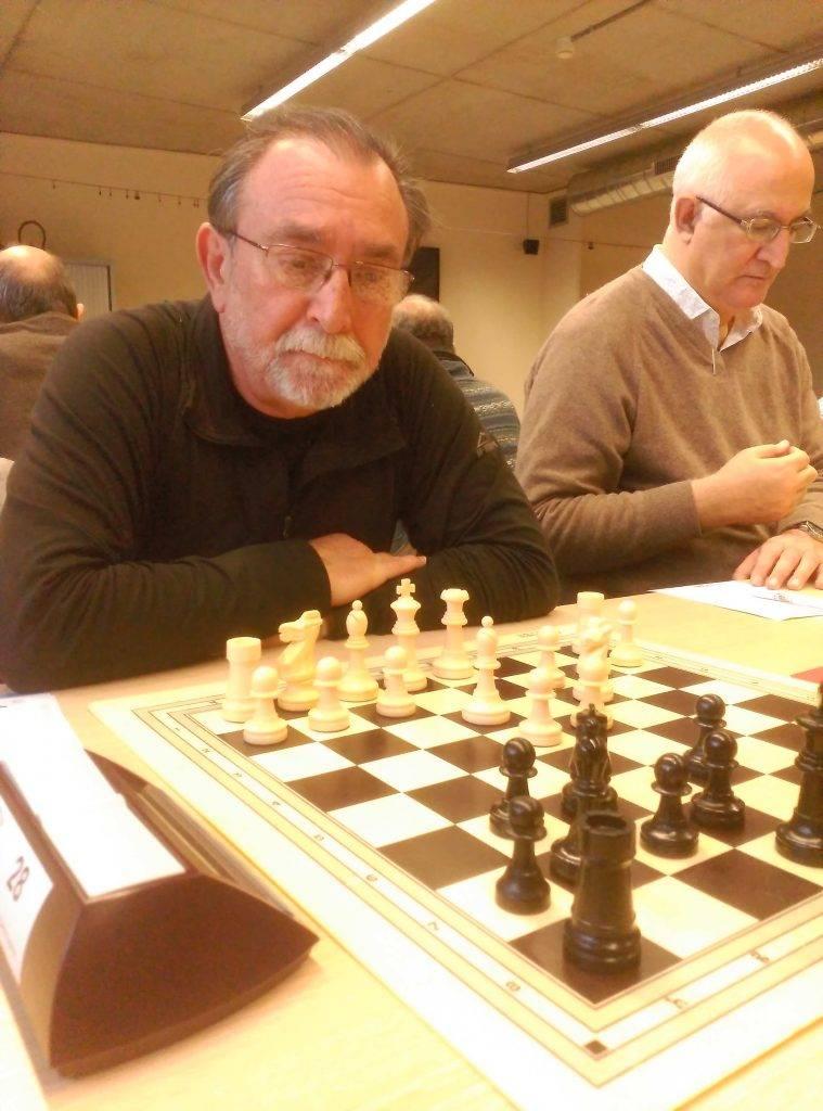 Josep Maria Lillo, tercer classificat (Foto: Jordi Vidal)